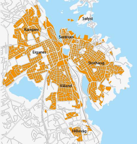 Kulturminner Og Kulturminneplan Stavanger Kommune