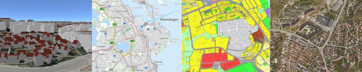 Kart Og Eiendomsinformasjon Stavanger Kommune