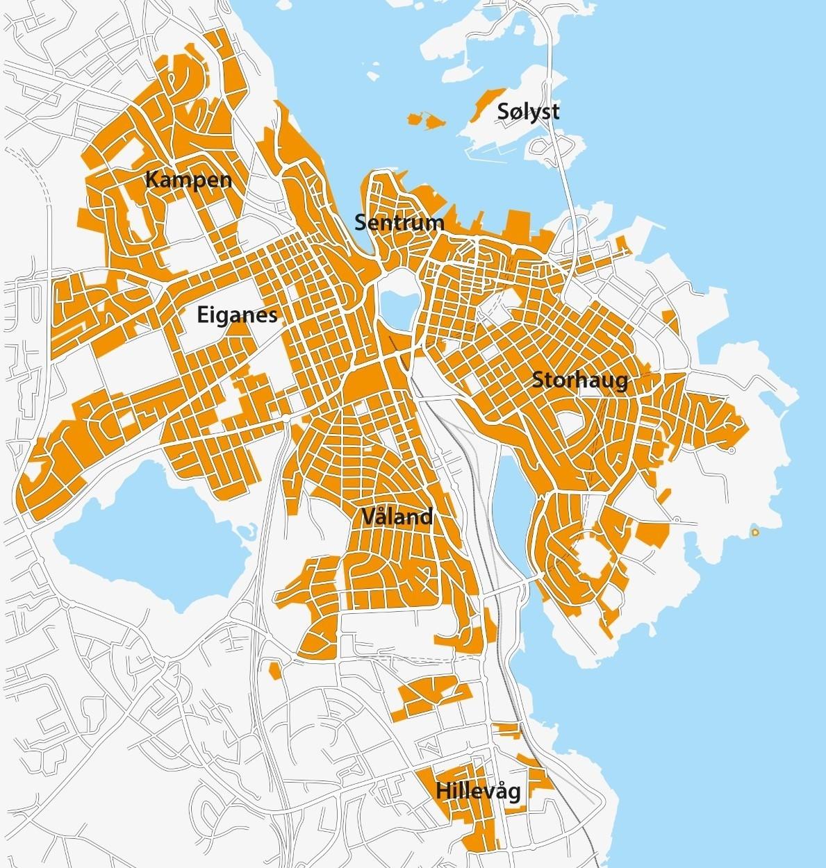 Tilbygg Stavanger Kommune