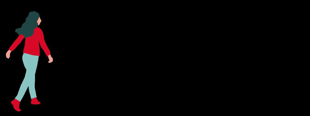 Illustrasjon av person