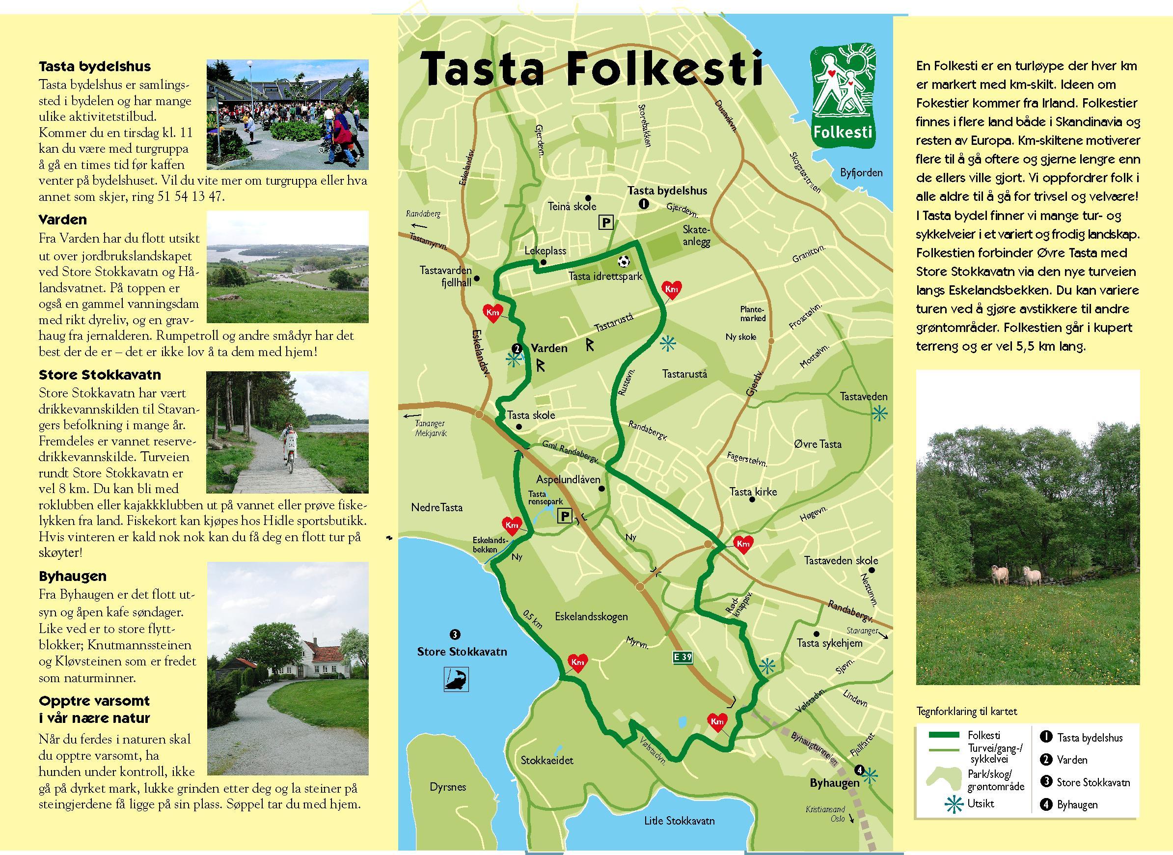 sørmarka stavanger kart Folkestier i Stavanger | Stavanger kommune sørmarka stavanger kart