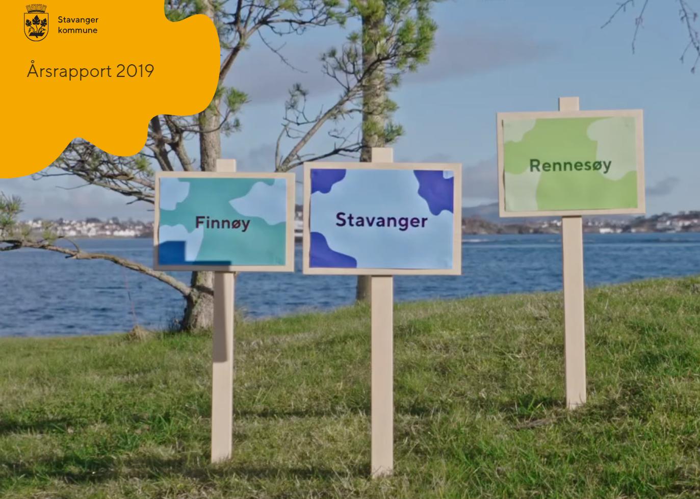 Arsrapport 2019 Et Solid Ar Som Gir Okonomisk Rom For Vanskeligere Tider Stavanger Kommune