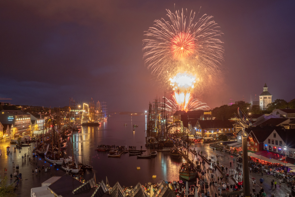 The Tall Ships Races 2018 - Foto: Nanco Hoogstad, Stavanger fotoklubb