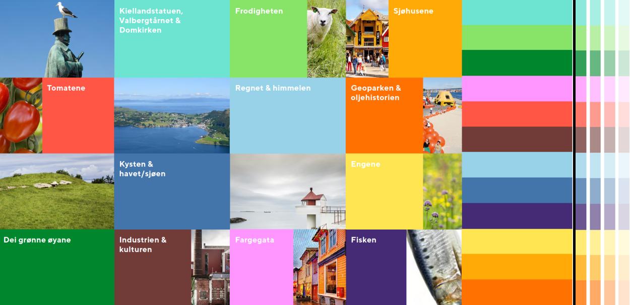 Ny Visuell Profil Stavanger Kommune