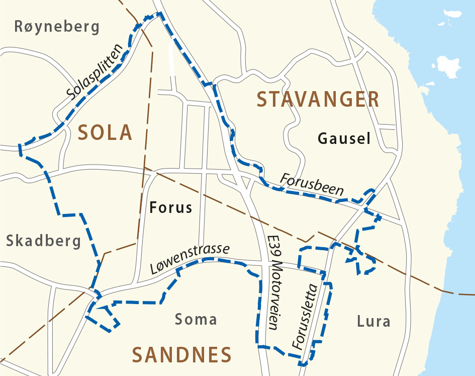 Ikdp Forus Stavanger Kommune