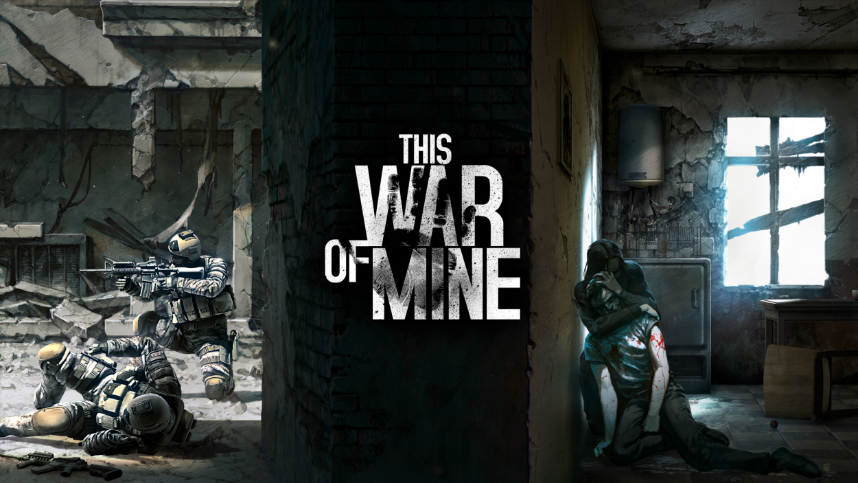 Illustrasjonsbilde av spillet This War of Mine